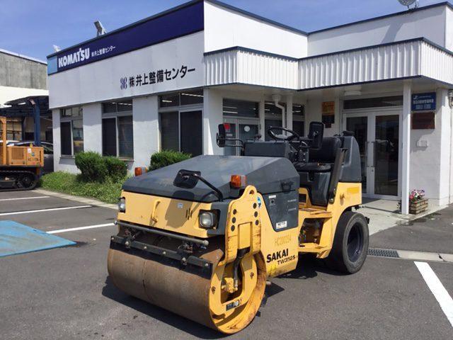 サカイ・コンバインドローラ / TW352S-1写真01